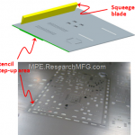 What is Step-up & Step-down Stencil? Selective Solder Paste Volume Increasing Solution