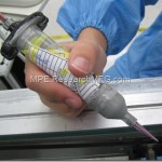 Selectively increase solder paste volume solutions